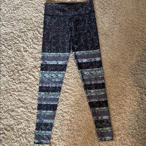 Onzie size S/M leggings